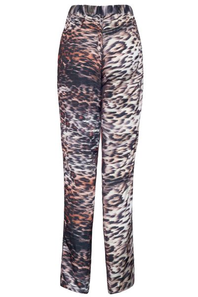 James Lakeland Mixed Print Trousers