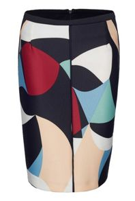 James Lakeland Geometric Skirt