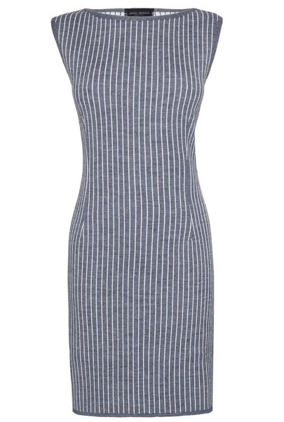 James Lakeland Stripe Knit Dress