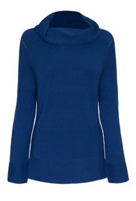 James Lakeland Cowl Neck Knitwear