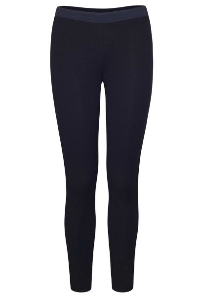 James Lakeland Bicolour Straight Leg Trouser
