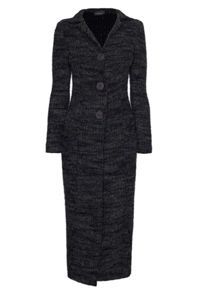 James Lakeland Long Length Boucle Coat