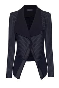 James Lakeland Pinstripe Jacket