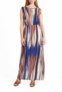 James Lakeland Print Maxi Dress