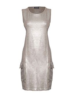 Metallic Shine Dress