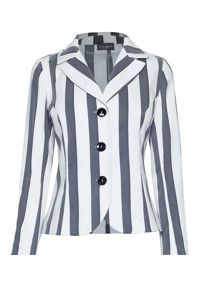 James Lakeland Stripe Tailored Jacket