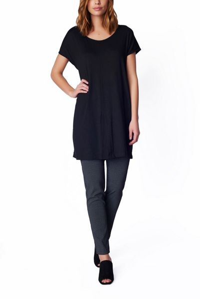 James Lakeland Long Oversized Top