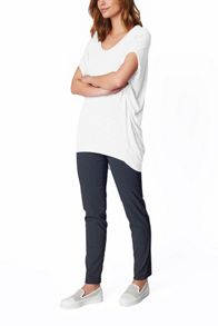 James Lakeland Side Drape T-Shirt