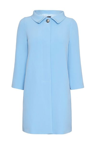 James Lakeland Collar Coat With Button