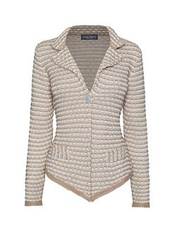 Short Knitted Cardi