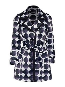 Big Polka Dots Coat