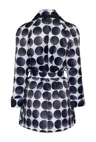 James Lakeland Big Polka Dots Coat