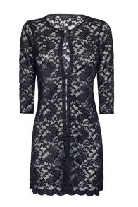 James Lakeland Lace Scalloped Jacket