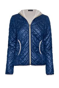 James Lakeland Hooded Puffer Jacket