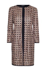 James Lakeland Laser Cut Long Light Jacket