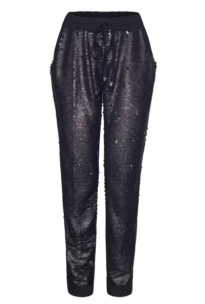 James Lakeland Sequin Trousers