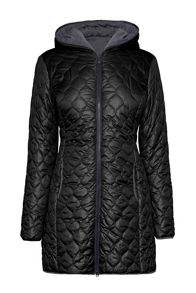 James Lakeland Long Puffer Jacket