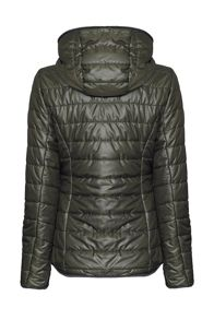 James Lakeland Short Puffer Jacket