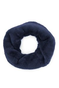 James Lakeland Plain Faux Fur Snood