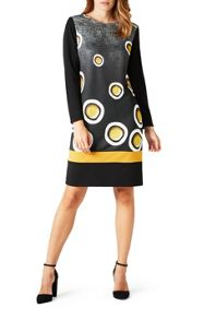James Lakeland Circle Print Dress