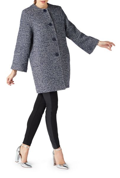 James Lakeland Oversized Knitted Coat