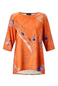 James Lakeland Baby Print Blouse