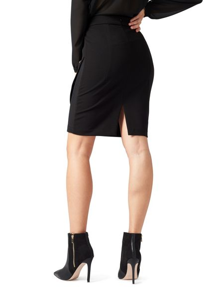 James Lakeland Studs Tailored Skirt