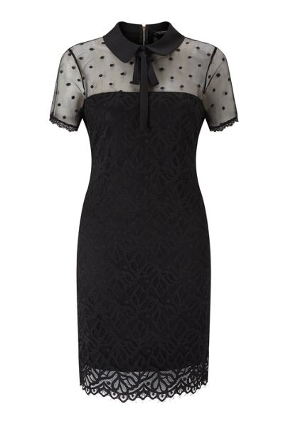 James Lakeland Double Lace Dress