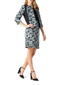 James Lakeland Dots Print Jacket