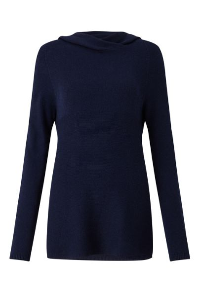 James Lakeland Cowl Neck Jumper