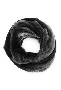James Lakeland Bicolour Faux Fur Snood