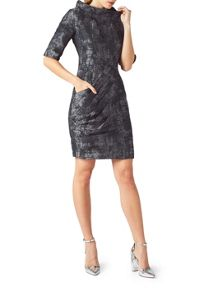 James Lakeland Taffeta Icon Dress
