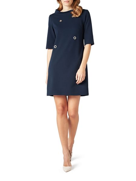 James Lakeland Eyelet Dress