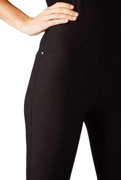 James Lakeland Stretch Straight Leg Trouser