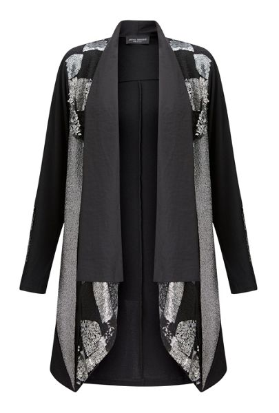 James Lakeland Sequin Cardigan