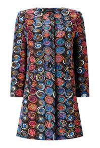 James Lakeland Embroidered Coat
