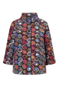 James Lakeland Embroidered Short Coat