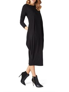 James Lakeland Long Drape Dress