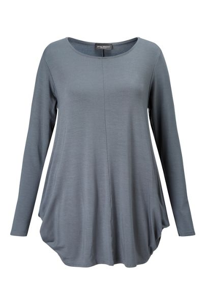 James Lakeland Drape Jersey Top