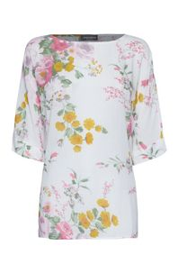 James Lakeland Flower Shirt