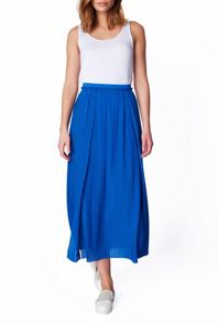 James Lakeland Pleat Maxi Skirt