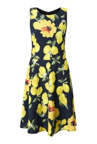 James Lakeland Print Dress