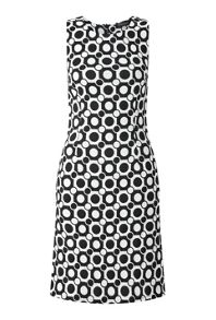 James Lakeland Diamond Jacquard Dress