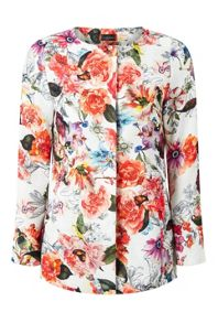 James Lakeland Floral Print Jacket