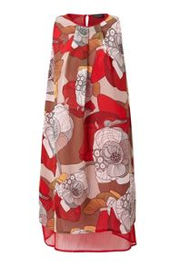 James Lakeland Flower Print Dress