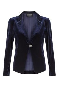 James Lakeland Velvet Jacket