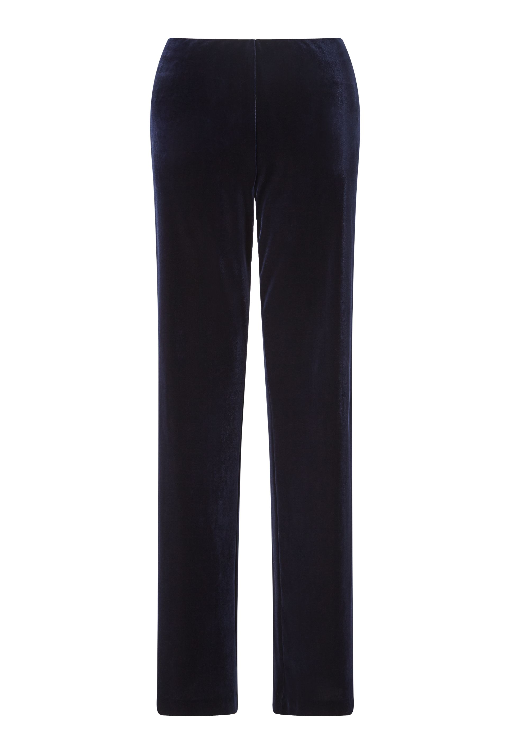 James Lakeland Velvet Trouser, Blue