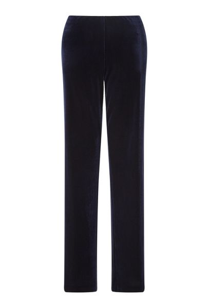 James Lakeland Velvet Trouser