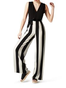 James Lakeland Stipe Jumpsuit