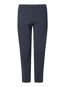 Long Patterened Trousers